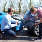 Опасные моменты при езде на автомобиле