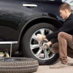 Помогите поменять колесо, или вози инструмент с собой