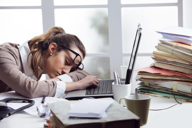 Работа отнимает все силы?, расслабитесь, вы не одни такие!
