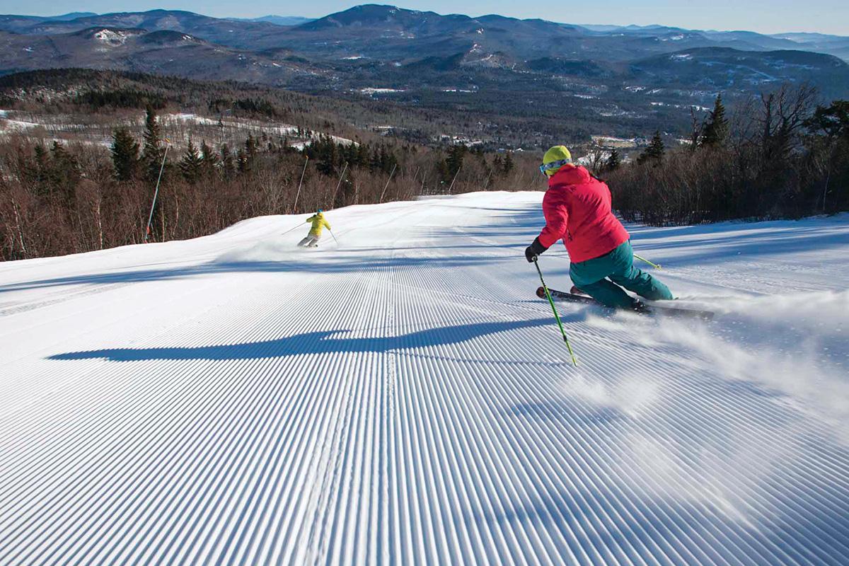 Хотите покататься на лыжах, но нет подходящего места, не проблема!